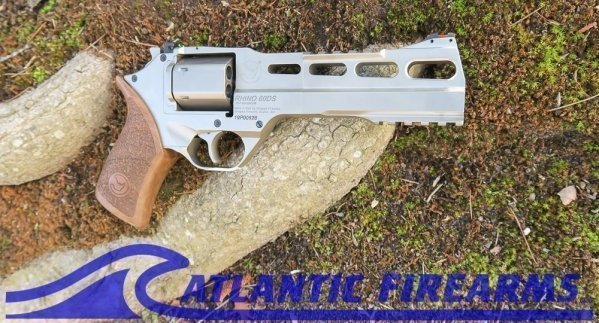 Chiappa Rhino Revolver 60DS .357Mag Nickel Plated