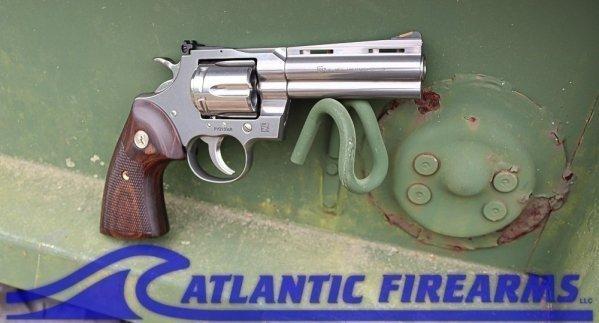 "Colt Python 357MAG 4.25"" Revolver"