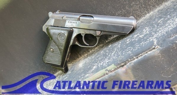 CZ 50/70 Pistol 7.65mm- Czechslovakian Military Surplus-No Model Stamp