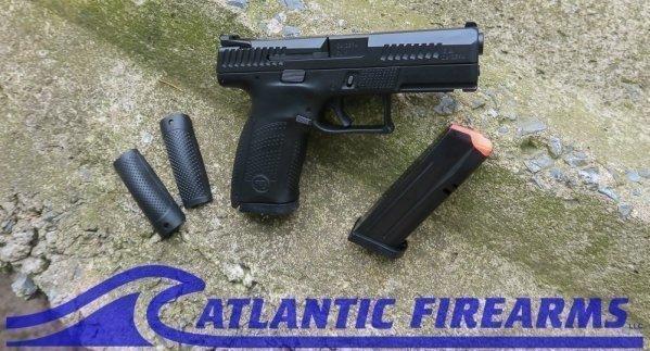 CZ P-10 C Black 9mm Compact Pistol