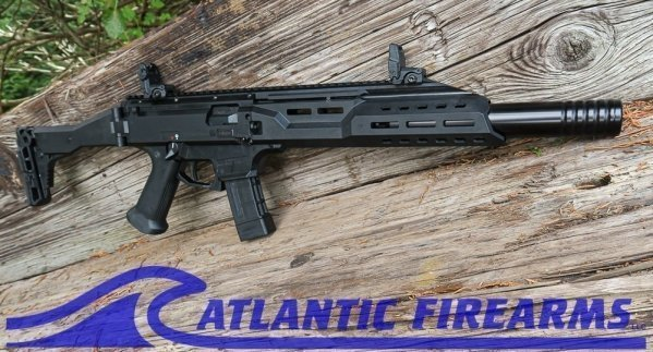 CZ Scorpion EVO 3 S1 Carbine with Faux Suppressor