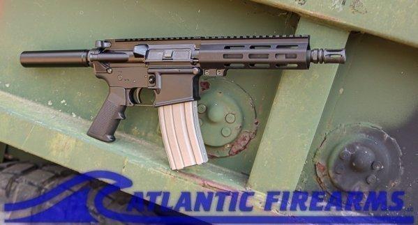 """Del-ton Lima AR15 7.5"""" Pistol- PFT75-4"""