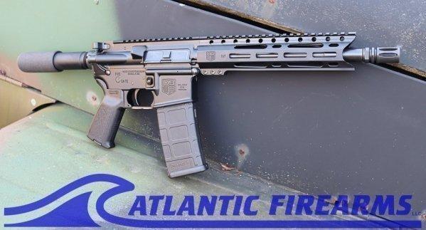 "Diamondback AR15 10"" Pistol-DB15PCML10B"