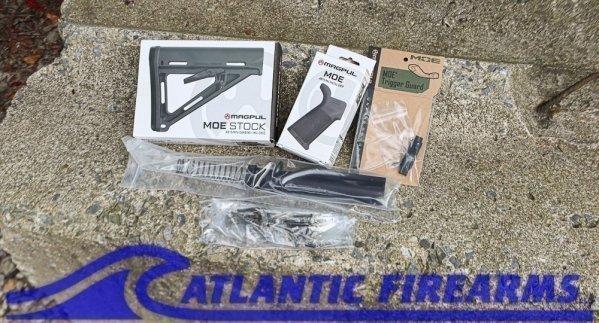 DPMS AR15 MOE Lower Build Kit W/ Panther Polished Trigger