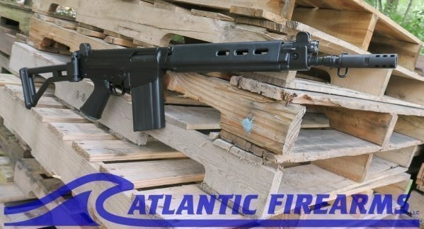 DSA SA58 FAL Rifle-Traditional Profile Barrel, PARA Stock Rifle-SA5816CP-A