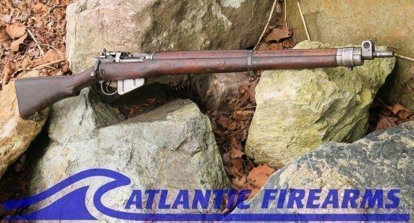 Enfield #4 Bolt Action Rifle-Surplus-C & R Eligible
