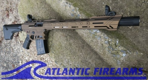 F12 Bronze Sport Shotgun-Typhoon Defense