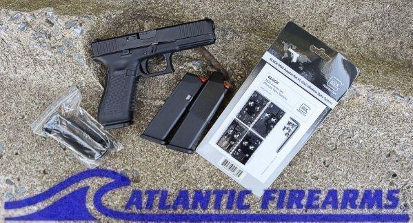 Glock 17 Gen5 9MM MOS Pistol- PA175S203MOS