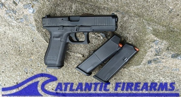 Glock 17 Gen5 9MM Pistol- PA175S201