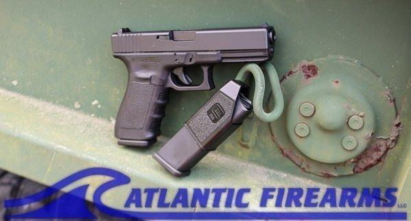 Glock 20 Gen3 SF 10MM Pistol- PF2050201