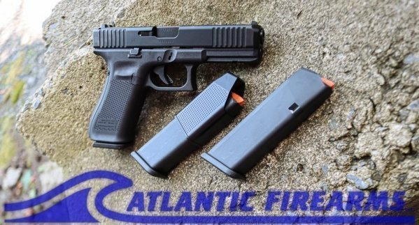 Glock 22 Gen5 .40SW Pistol- PA225S203