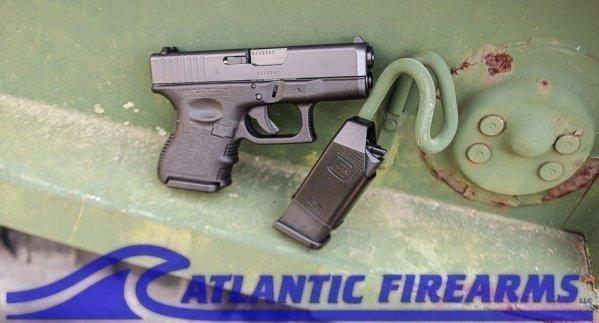 Glock 26 9MM Pistol- UI2650201