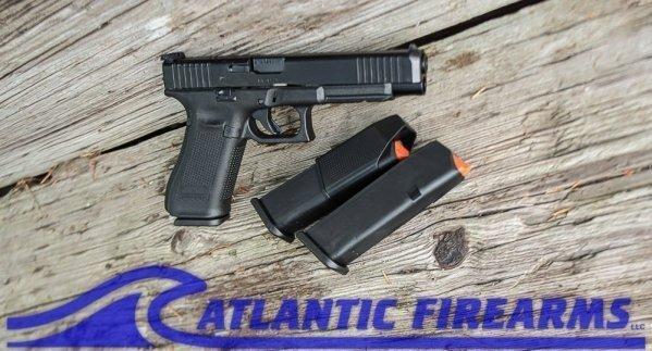 Glock 34 Gen5 9MM Pistol- PA343S103MOS