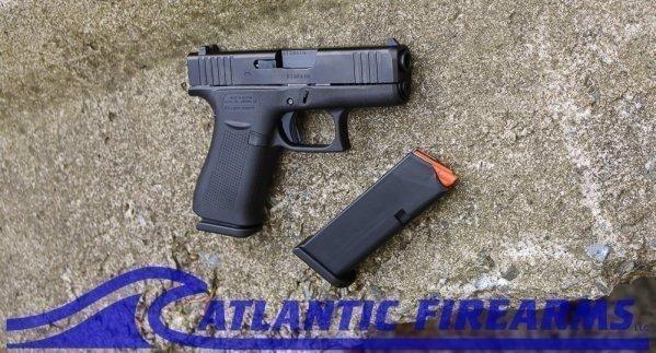Glock 43X 9MM Pistol