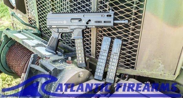 Grand Power Stribog 9MM Sub Pistol- SP9A1
