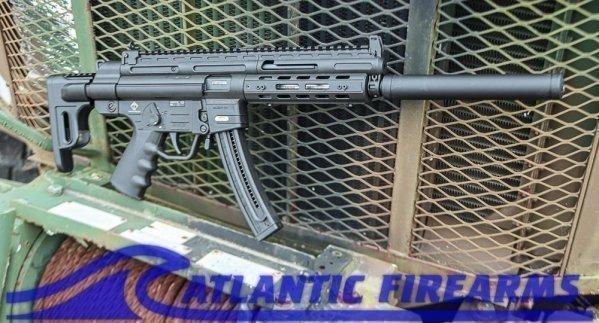GSG-16 Carbine W/ MLOK Handguard- German Tactical
