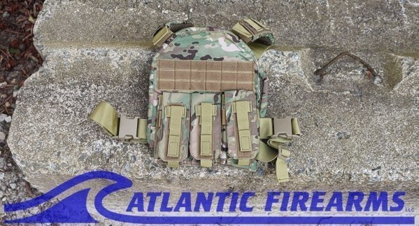 Guard Dog Armor Terrier Plate Carrier- Multicam