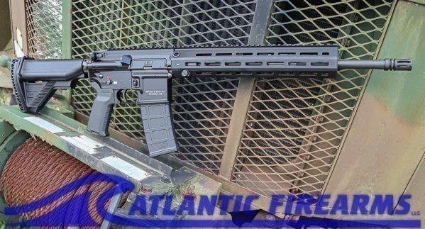 Heckler & Koch MR556A1 AR15 Rifle- 81000579
