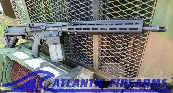 Heckler & Koch MR762A1 Rifle- 81000586
