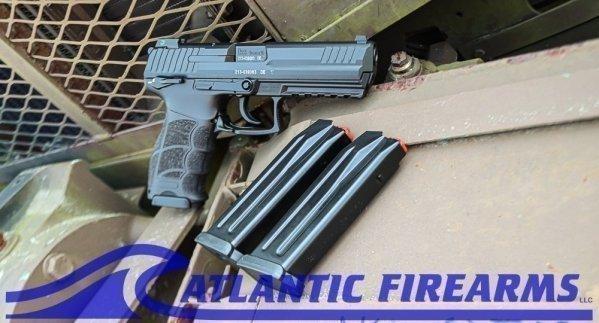 Heckler & Koch P30LS V3 9MM Pistol-81000124