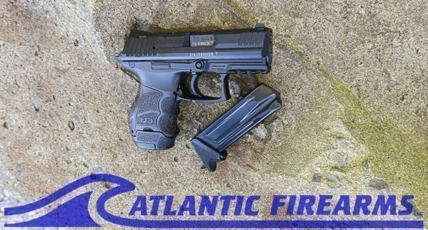 Heckler & Koch P30SK V3 9MM Pistol-81000299