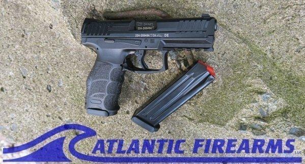 Heckler & Koch VP9 9MM Pistol- 81000283