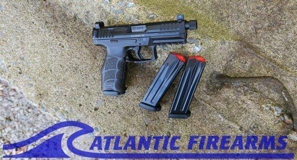 Heckler & Koch VP9 Tactical OR Pistol- 81000625