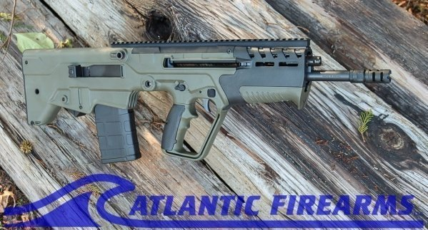 IWI Tavor Rifle- OD Green- T7G16