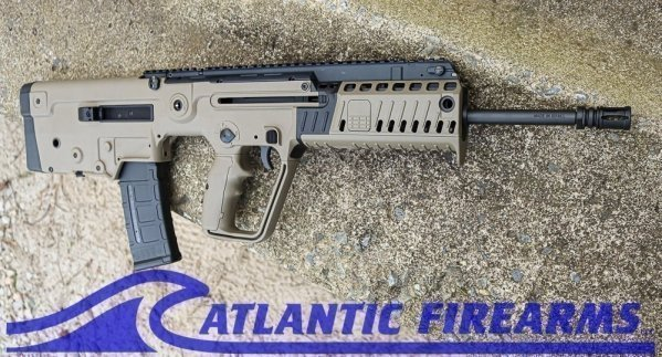"IWI Tavor X95 18"" Flat Dark Earth"
