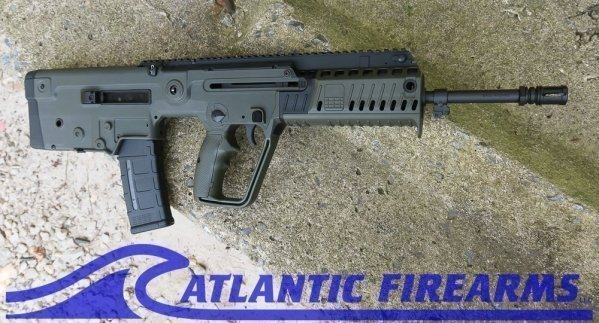 IWI  Tavor X95 Rifle-XG18 OD Green 18""