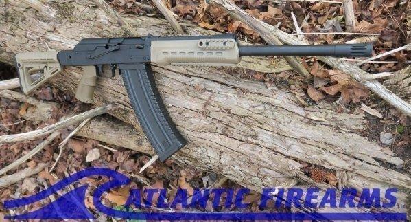 KALASHNIKOV USA KS 12T Side Folder Shotgun-Flat Dark Earth