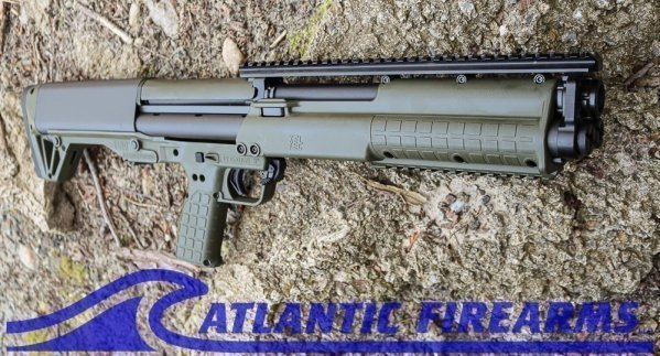 Kel-Tec KSG 12 Gauge Shotgun- Green