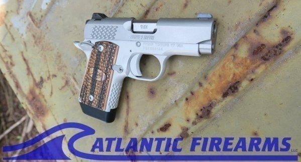 Kimber Micro 9 Pistol Stainless Raptor 9mmKIM3300109-669278331096