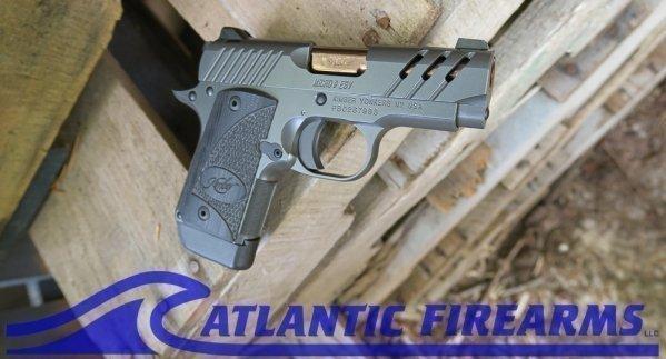 Kimber Micro Pistol 9 ESV Gray 9mm- KIM3300204-669278332048