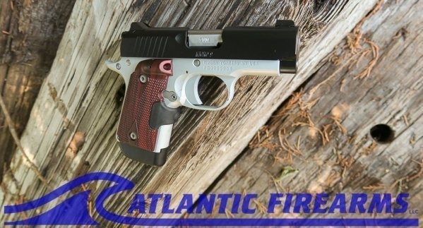 Kimber Pistol Micro Two-Tone 9mm-3300216-669278332161