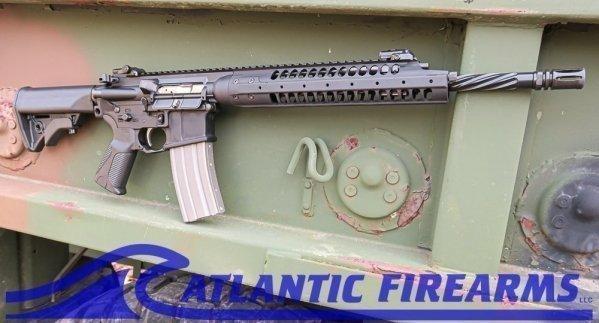 LWRC AR15- IC-A5 5.56 Rifle- ICA5R5B16MS
