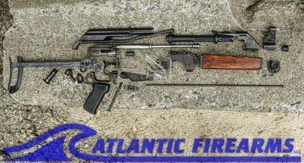Yugoslavian M70 AK47 PARTS KIT FOLDER GB/BAYO LUG-NO UPPER HG