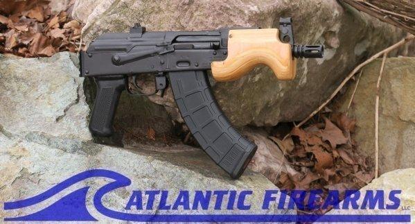Micro Draco AK47 Pistol  w/ Picatinny  Mount