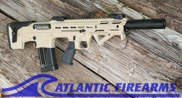 PANZER ARMS BP12 BULLPUP SHOTGUN - DESERT TAN 12 GAUGE