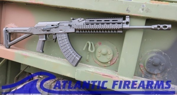 AK47 MP Tactical Rifle Riley Defense