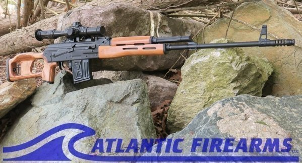 Romanian PSL-54 Rifle-Century Arms RI3324N
