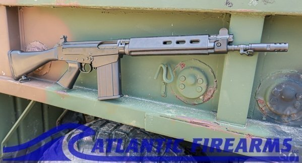 "SA58 FAL 16"" Jungle Warrior Carbine-DS Arms"