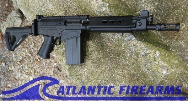 """DSA SA58 FAL TAC  Pistol  11"""" BBL w/ Stabilizing Brace"""