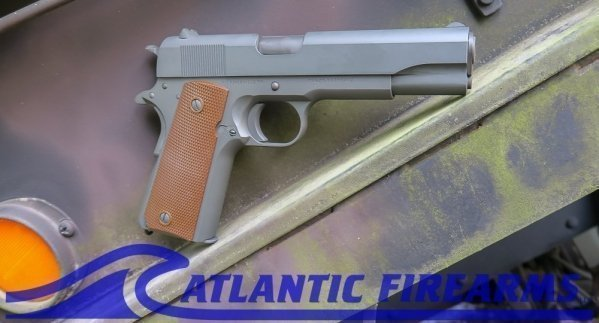 SDS 1911A1 Pistol- WWII US Army