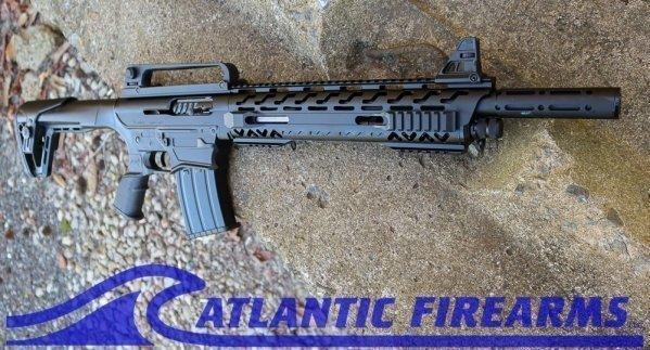 SDS AR Style Semi Auto 12 Gauge Shotgun-MKX-3