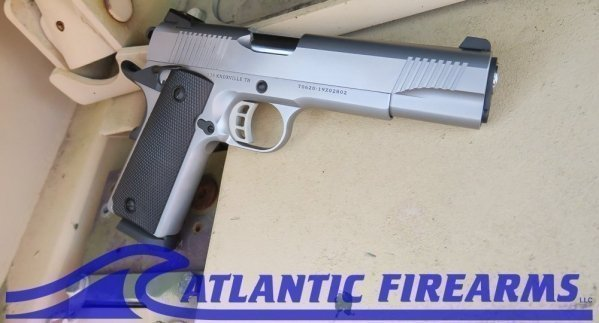 SDS Imports 1911 Pistol - Stainless- 45 Acp SS