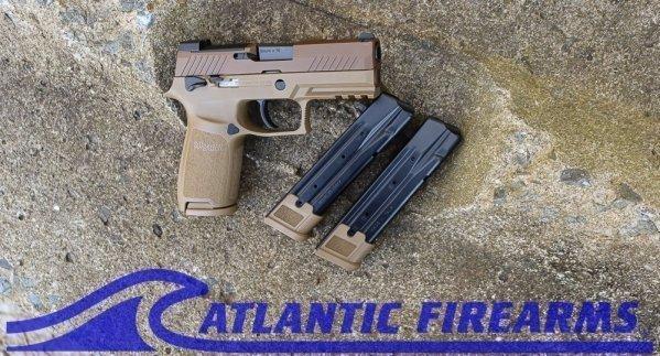 Sig Sauer P320 M18 9MM Pistol- 320CA-9-M18-MS