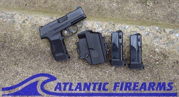 Sig Sauer P365 TACPAC 9MM Pistol -365-9-BXR3-TACPAC