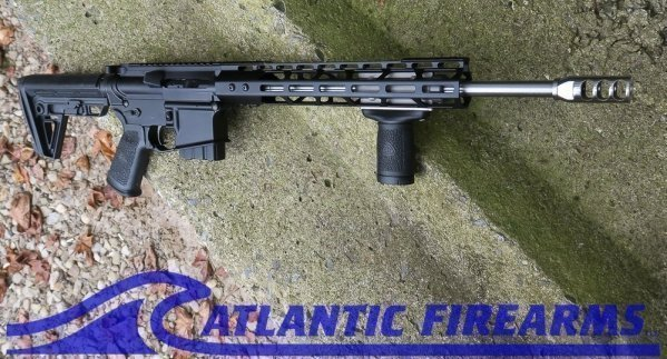 SIPHON AR15 RIFLE-PUMP ACTION-SALTWATER ARMS