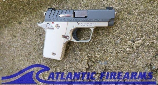 Springfield Armory 911 Micro .380ACP Platinum